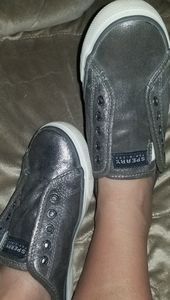 Womens slip on sperry